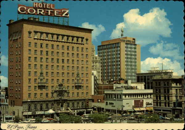 Hotel Cortez El Paso TX