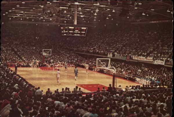 William Neal Reynolds Coliseum North Carolina State