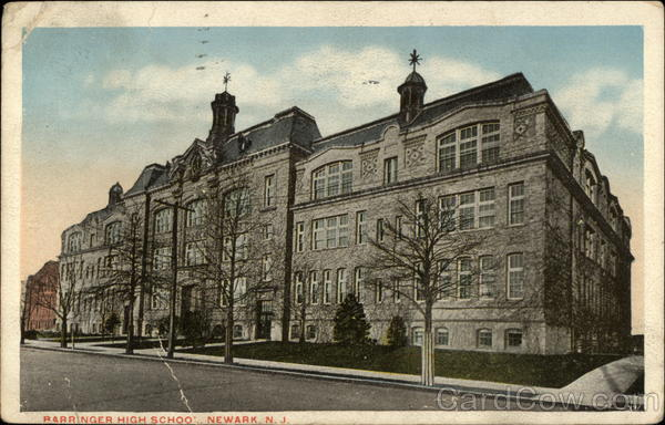 Barringer High School Newark NJ