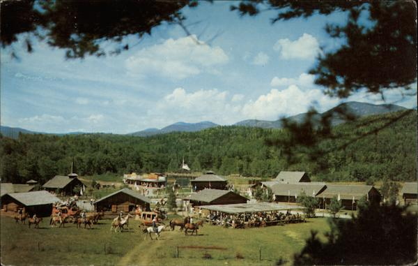 Frontier Town Schroon Lake NY