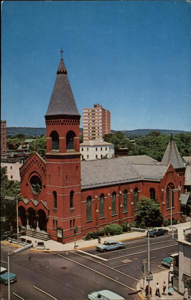 The Famous Old Brick Church East Orange NJ