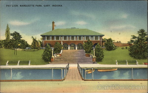 Pavilion Marquette Park Gary IN