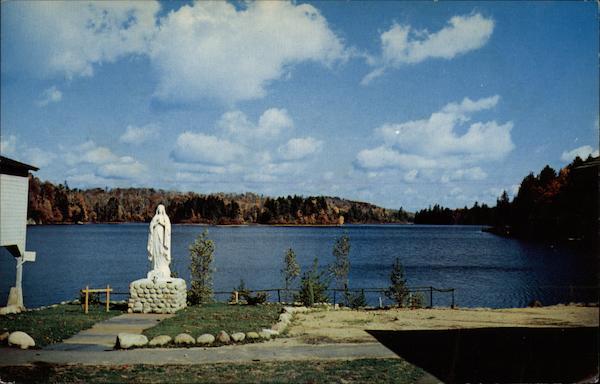 Camp Nazareth  Long Lake Woodgate NY