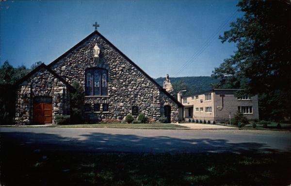Holy Rosary Church Greenwood Lake NY