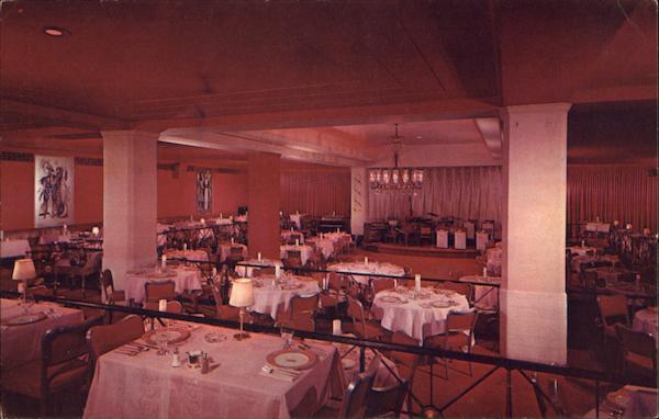 Statler Hilton Buffalo NY