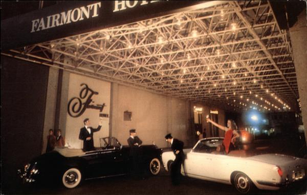 Fairmont Hotel Denver CO