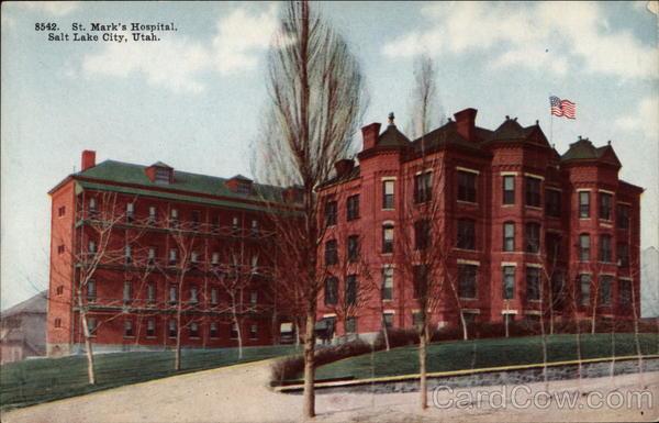 St Marks Hospital Salt Lake City UT