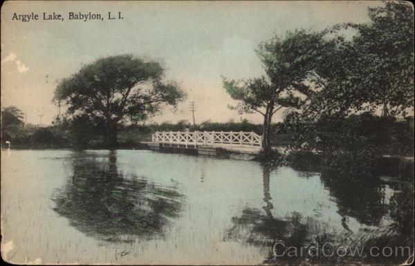 Argyle Lake Babylon NY