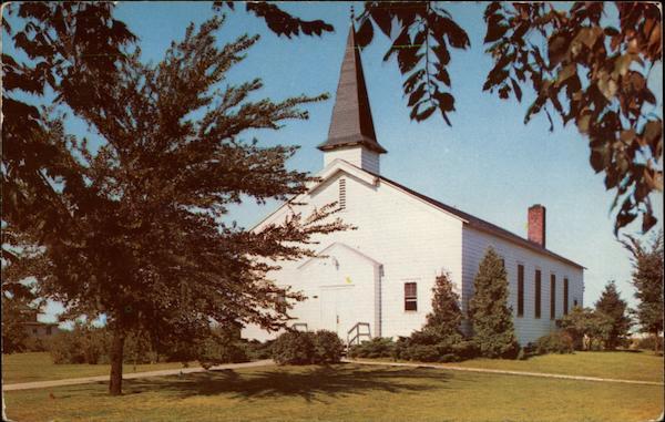 Chapel at Fort Custer Battle Creek MI
