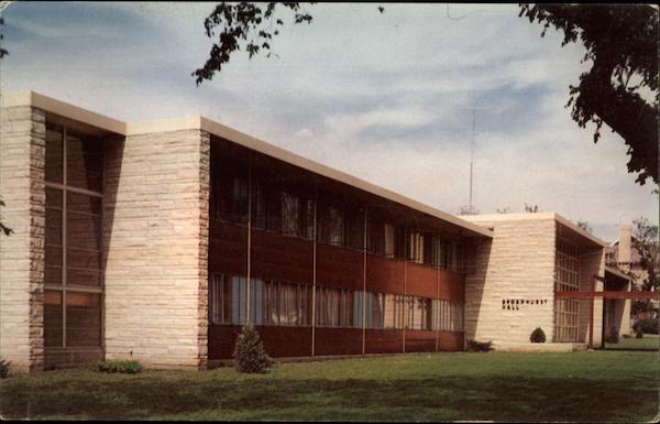 Broadhurst Hall Southwestern College Winfield KS