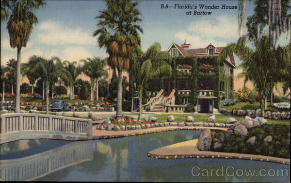 Conrad Schucks Wonder House Bartow FL