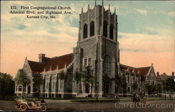 First Congregational Church Kansas City MO