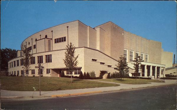 Coliseum Lexington Kentucky