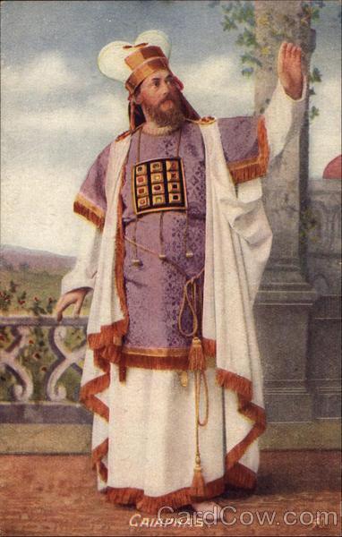 Caiaphas Religious