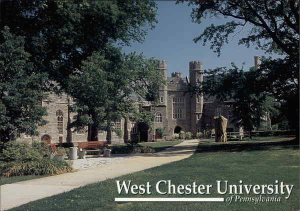 West Chester University Philips Memorial Building