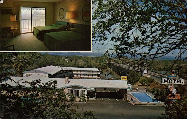 Cinderella Motel Red Bluff CA