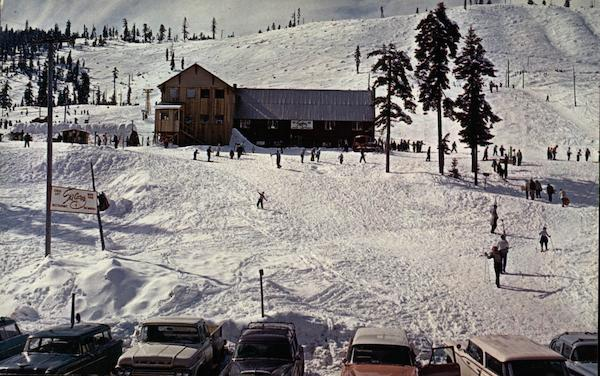 Ski Acres Snoqualmie Pass WA