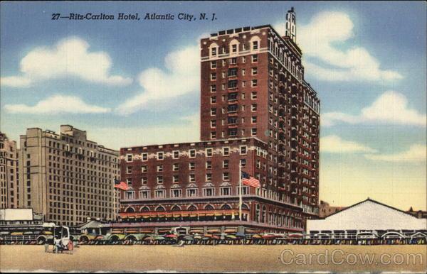 RitzCarlton Hotel Atlantic City NJ