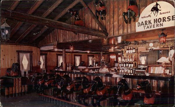 Dark Horse Tavern Estes Park CO