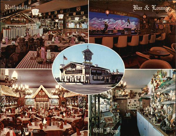 Alpine Village Inn and Rathskeller Las Vegas NV