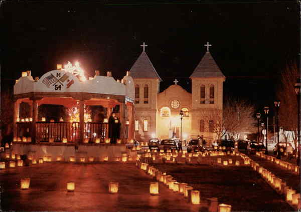 San Albino Church Mesilla NM