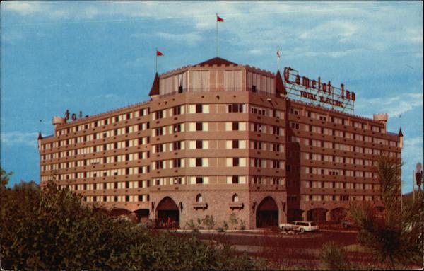 Camelot Inn Motor Hotel Tulsa OK