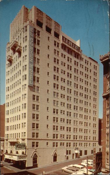 El Cortez Hotel 550 Geary Near Taylor St San Francisco CA