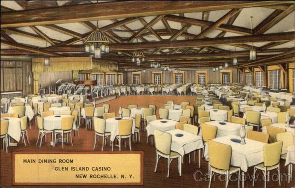 Glen Island Casino  Main Dining Room New Rochelle NY