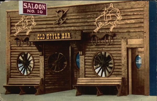 OldStyle Saloon No 10 Deadwood SD