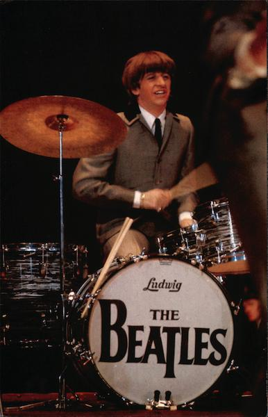 Ringo Starr on the Drums Celebrities