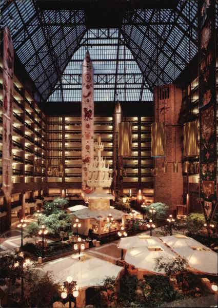 Loews Anatole Hotel Dallas TX