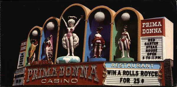 Del Webbs Primadonna Club Reno NV