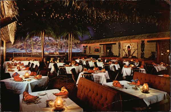 Hawaiian Cottage Restaurant Cherry Hill NJ
