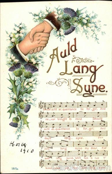 Auld Lang Syne Songs Amp Lyrics