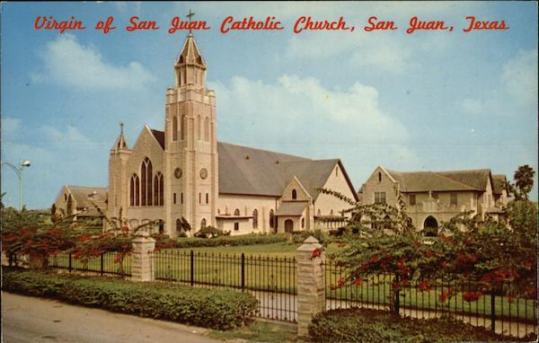 Virgin of San Juan Catholic Church Texas