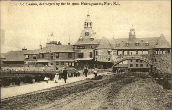 The Old Pier Narragansett RI