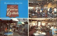 Patio Restaurant Provincetown. The Bradford Restaurant ...