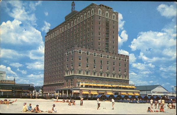 The Sheraton Ritz Carlton Atlantic City NJ