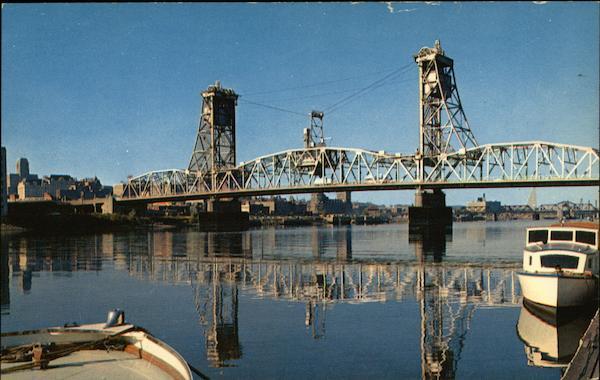 Dunn Memorial Bridge Albany NY