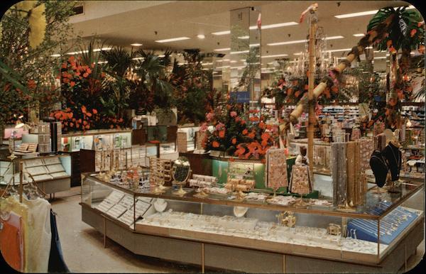 Hesss Department Store Annual International Flower Show