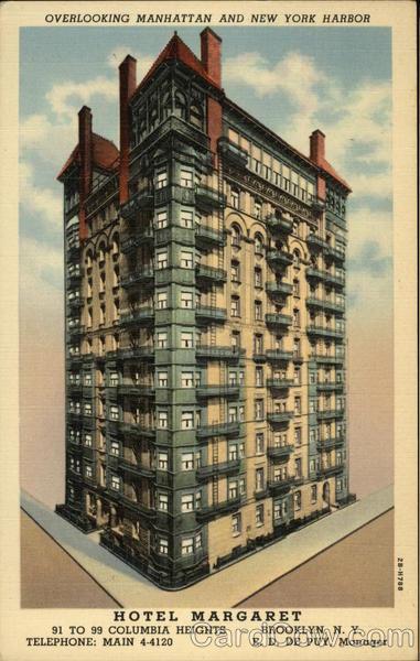 Hotel Margaret Brooklyn NY
