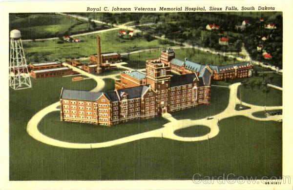 Royal C Johnson Veterans Memorial Hospital Sioux Falls SD