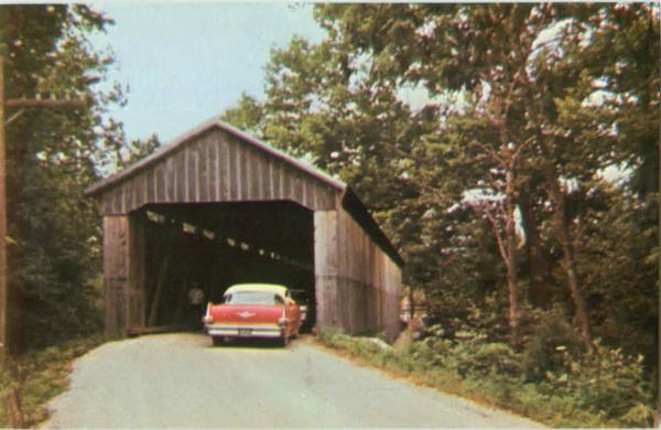 Brown County 4 Covered Bridge New Hope OH