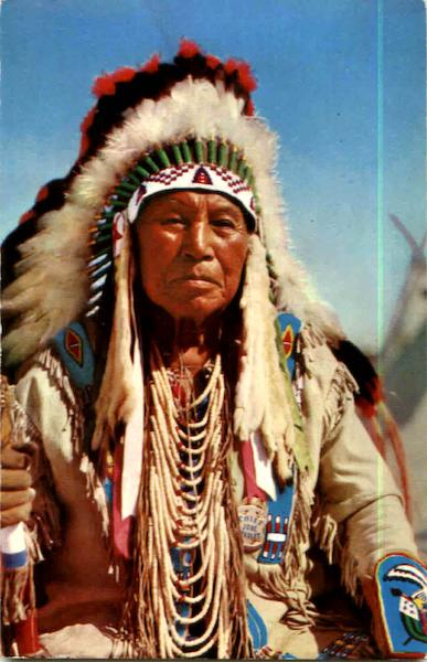 Job Charley Chief Of The Yakima Tribe Native Americana