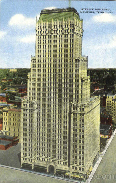 Sterick Building Memphis TN