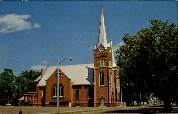St Joseph Catholic Church Rice Lake WI