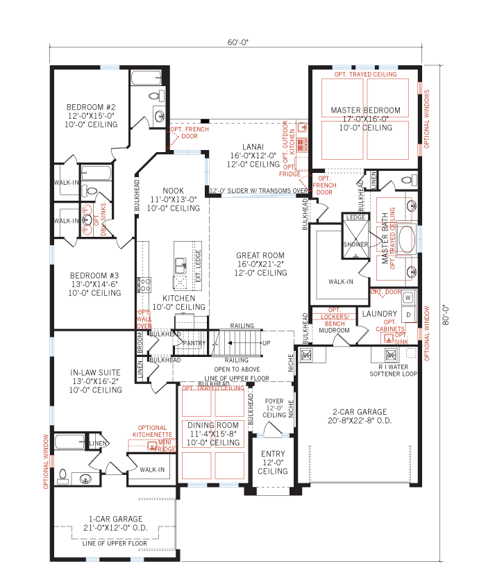 New home model Montego in Waterset, Tampa by Cardel Homes