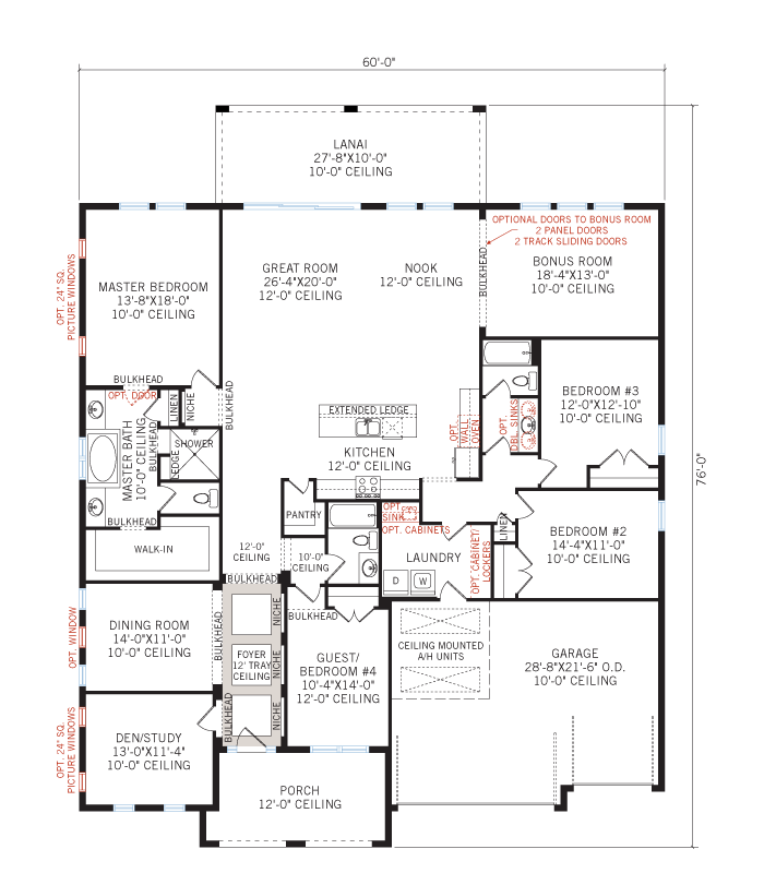 New home model Grand Cayman in Waterset, Tampa by Cardel Homes