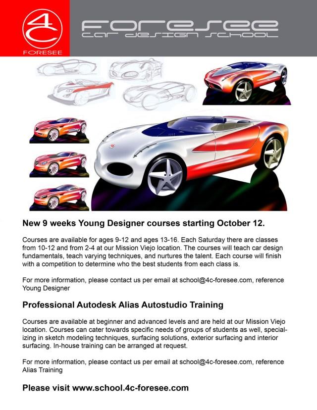 Design School leaflet Color