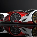 The SRT Tomahawk Vision Gran Turismo is available in three power